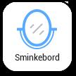 Sminkbord