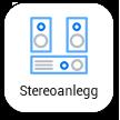 Stereoanlegg